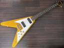 Epiphone Limited Edition Korina Flying-V Bass