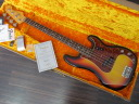 Fender USA Custom Shop 1962 Precision Bass 3TS Closet Classic '99